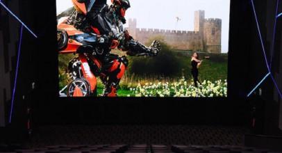Cinema LED, de Samsung, la última novedad para las salas de cine