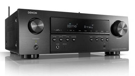 Denon AVR-S650H, un receptor con una gran potencia aún precio bajo