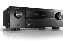 DENON AVR-X550BT, Lo mejor para montar un cine en el hogar