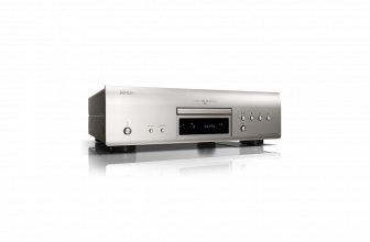 Denon DCD-1600NE, reproductor de Super Audio CD