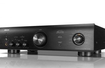 Denon PMA-600, amplificador integrado con streaming por Bluetooth