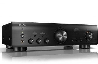 Denon PMA-800, amplificador integrado de 85 W por canal
