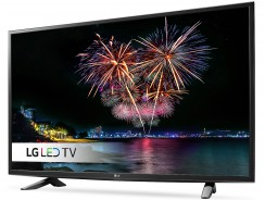 LG 43LH510V, calidad de imagen en 43 pulgadas.