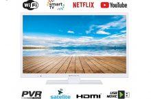 EAS E32SL701W, un TV HD con acceso a Netflix y YouTube