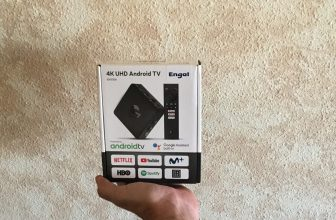 Engel EN1015K, probamos este receptor 4K UHD Android TV