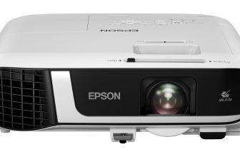 Epson EB-FH52, proyector Full HD con especificaciones confiables
