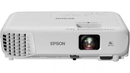 Epson EB-W06, detalles de un proyector WXGA con 3700 lúmenes