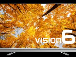 "GRUNDIG 55 VLE 6621 BP, Smart Tv Full HD con ""barra de sonido""."