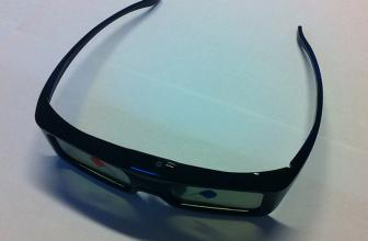 Panasonic TY-ER3D6ME, gafas 3D con gran autonomía