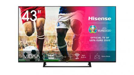 Hisense 43A7300F, un televisor ideal para el uso personal