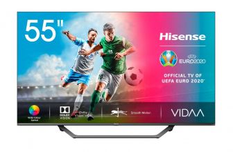 Hisense 55A7500F, un televisor que no le pide nada a su competencia
