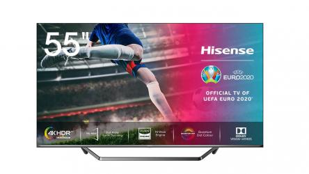 Hisense 55U71QF, un televisor especialista en la buena calidad de imagen