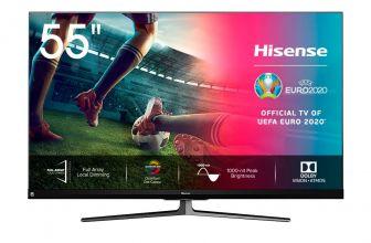 Hisense 55U8QF, un televisor con la increíble tecnología Quantum Dot