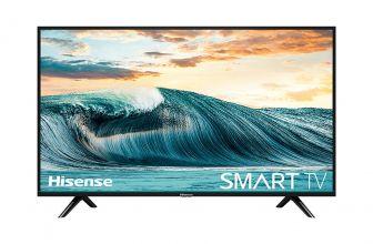 Hisense 32B5600, disfruta de una resolución HD con Smart TV integrado