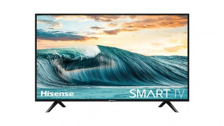 Hisense 32B5600, disfruta de una resolución HD con Smart TV integrado