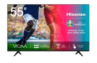 Hisense 55A7100F, un televisor que cumple las necesidades básicas