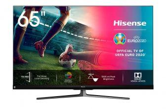 Hisense 65U8QF, un televisor completamente renovado y elegante