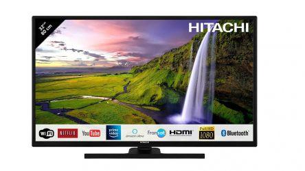 Hitachi 32HE4100, disfruta de un Smart TV por menos de 220 euros