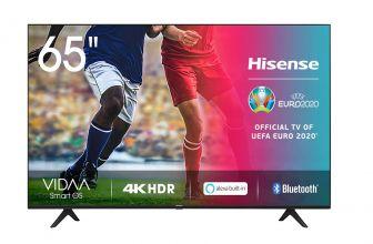 Hisense 65AE7000F, de los mejores televisores en la gama media actual