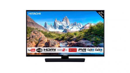 Hitachi 32HE2100, televisor con Smart TV por menos de 200 euros