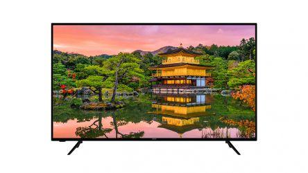 Hitachi 58HK5600, televisor económico que implementa el 4K
