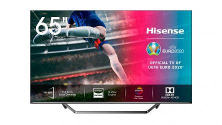 Hisense 65U7QF, un televisor perfecto para los amantes del deporte