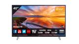 Hitachi 40HB6T62H, disfruta de una buena imagen con Smart TV incluido