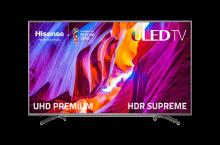 Hisense H70NU9700, el ULed del gigante asiático en 4K