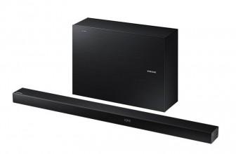 Samsung HW-K650, barra de sonido con alta potencia y nitidez