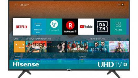 Hisense H50BE7000, un televisor que esta demasiado infravalorado