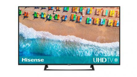 Hisense H65BE7200, el televisor que incluye un inicio ultrarápido