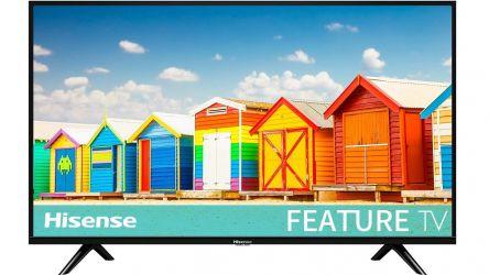 Hisense 40B5100, un televisor básico con resolución Full HD