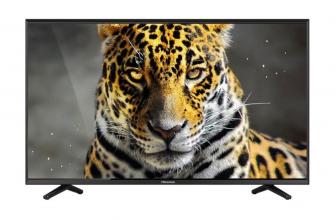 Análisis del televisor Hisense 40K220