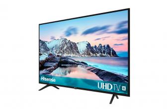Hisense 43B7100, actualizada y económica tele inteligente UHD con HDR
