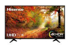 Hisense 50A6140, una Smart TV 4K accesible con buen sonido