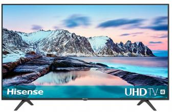 Hisense 50B7100, una Smart TV económica con pantalla 4K Ultra-HD