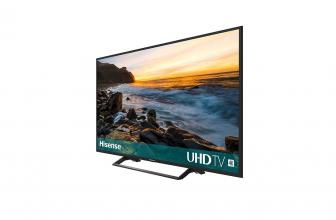 Hisense 50B7300, un completo TV de 49,5 pulgadas UHD con HDR