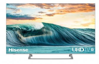Hisense 50B7500, completo televisor UHD con diseño fino