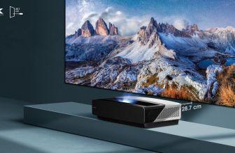Hisense 100L5F-A12, proyector 4K con Smart TV integrado