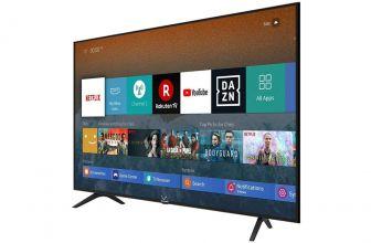 Hisense H43BE7000, un televisor gama media con excelente funciones