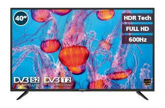 Infiniton INTV-40M503, un televisor Full HD que no pasa de los 200 euros