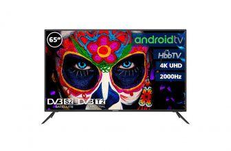 Infiniton INTV-65MU1980, un televisor 4K que nos ofrece Android