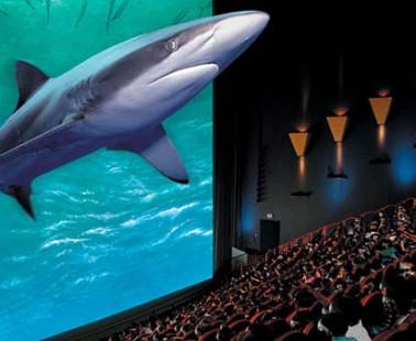 La realidad virtual también quiere colarse en las salas de cine