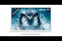 Infiniton INTV-40LS, una TV blanca HD de 40 pulgadas