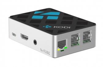 Nueva Kodi Raspberry Pi Case, la carcasa oficial de Kodi