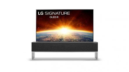LG OLED65RX, un televisor enrollable que nos lleva a otro nivel