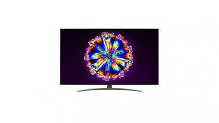 LG 65NANO813, un televisor que destaca por ser grande y poderoso