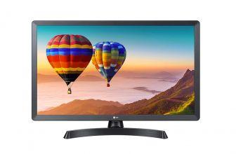 LG 28TN515V-PZ, disfruta de un monitor que también sirve como TV
