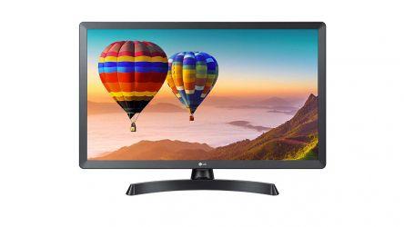 LG 28TN515S-WZ, un televisor – monitor que cuenta con Smart TV