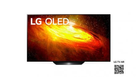 LG OLED65BX3LB, la tecnología más avanzada del presente año